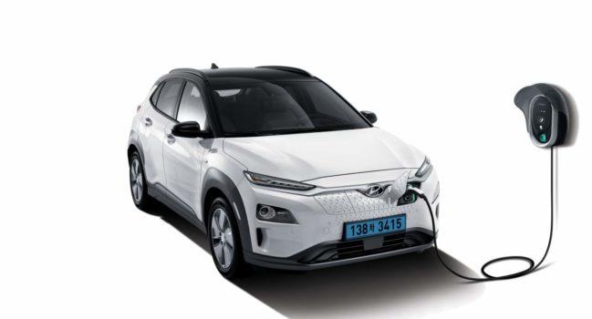 Cargadores para coches eléctricos Hyundai