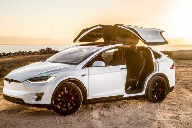 Alfombrillas para el Tesla Model X