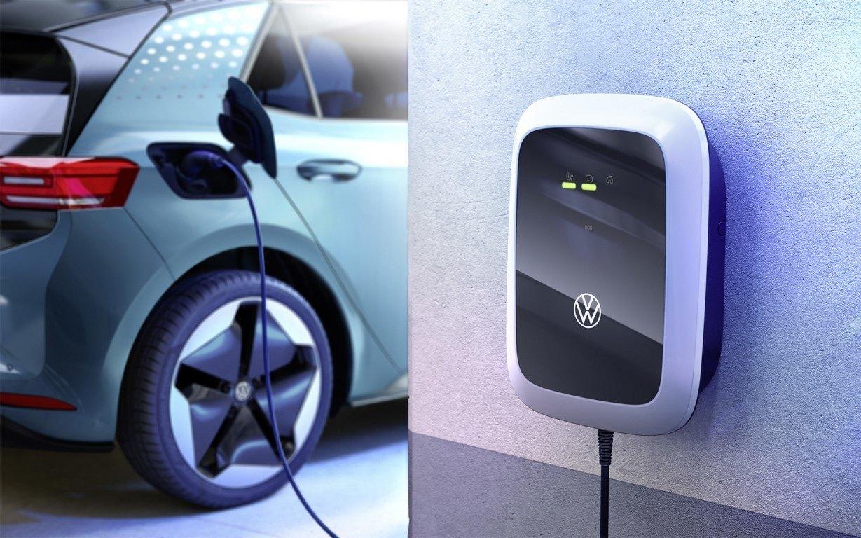 Cargador eléctrico para volkswagen id3