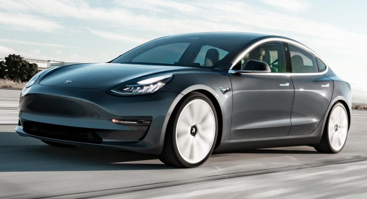 Fundas y lonas para el Tesla Model 3