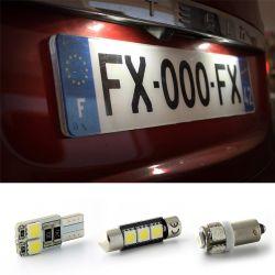 Instalar luces led en el Renault Zoe