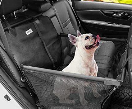 Protectores para asientos de mascotas para el Tesla Model 3