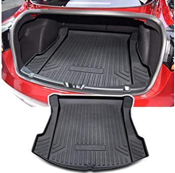 Fundas para el maletero del Tesla Model S