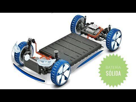 Baterías de grafeno para coches eléctricos